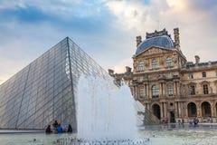 The Louvre, Paris, France Stock Photo
