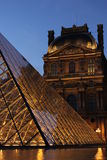 Louvre, Paris Royalty Free Stock Image