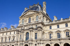 The Louvre in Paris Royalty Free Stock Photography