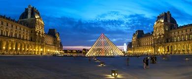 Louvre, Paris Stock Photos