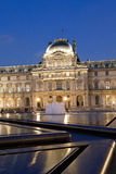 Louvre,Paris. Stock Photos