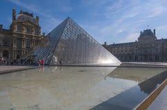 Louvre, Paris Royalty Free Stock Photography