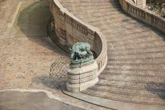 Louvre - Paris Royalty Free Stock Image