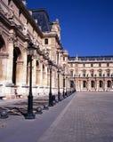 The Louvre, Paris. Stock Photography