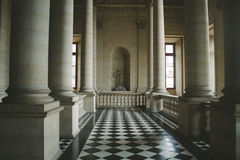 Louvrekolonner Arkivbilder