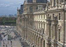 Louvremuseum Royalty-vrije Stock Afbeeldingen