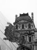 Louvremuseum III Arkivbild