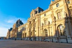 Louvrepaleis Royalty-vrije Stock Afbeelding