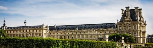 Louvres muzealni Zdjęcie Royalty Free