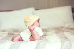 Lovable baby Royalty Free Stock Photos