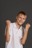 Lovable little boy Stock Image