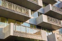 Lovanio - alloggio moderno Fotografie Stock Libere da Diritti