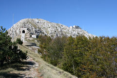 Lovcen Royalty Free Stock Photography