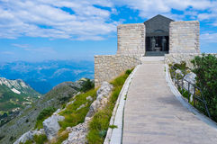 Lovcen Royalty Free Stock Images