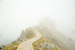 Lovcen National Park Royalty Free Stock Images