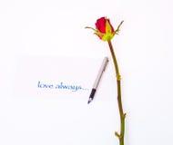 Love Always Stock Photo