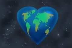 Love 4 Earth Stock Photos