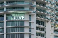 #Love Images libres de droits