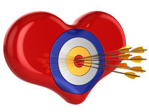 Love 700 percent (Hi-Res) Royalty Free Stock Image