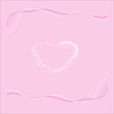 Love abstract background Stock Images