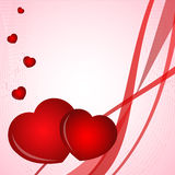 Love abstract design royalty free stock images