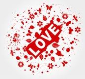 Love abstraction Stock Photos
