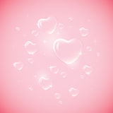 Love in the air Royalty Free Stock Photography