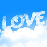 Love is in the air Royalty Free Stock Photos
