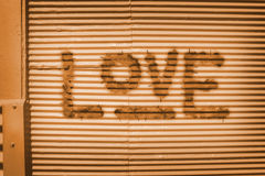 Love is all Royalty Free Stock Photo