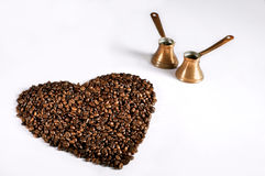Free Love And Coffee Stock Photos - 17411493