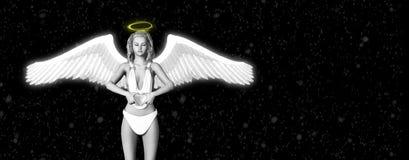 Love Angel Royalty Free Stock Photos