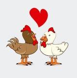 Love animal Royalty Free Stock Photography