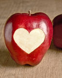 Love Apples Stock Photography