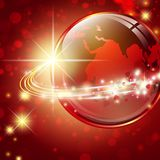 Love arround the world Royalty Free Stock Images