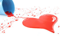 Love is art Stock Photography