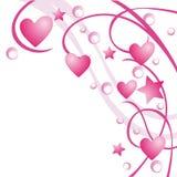 Love background 2 Stock Image