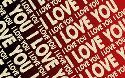 Love Background Royalty Free Stock Image