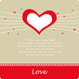 Love background for valentine`s day Stock Photo