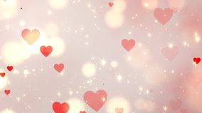 Love Background Valentine Theme. Love Background Valentine and Romantic Theme Stock Images