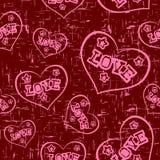 Love_background Stock Image