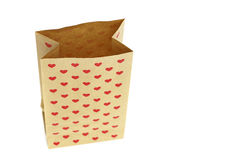 Love bag Royalty Free Stock Images