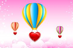 Love Balloon Royalty Free Stock Photo