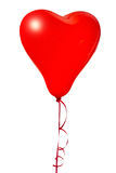 Love balloons on blue sky. Royalty Free Stock Photography