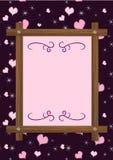Love banner Stock Photos