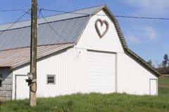 The Love Barn Stock Image