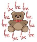 Love bear Stock Photo