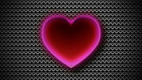 Love beat stock video