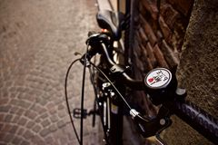 Love Bike Royalty Free Stock Photos