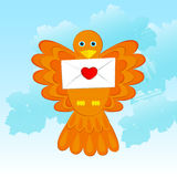 Love bird Royalty Free Stock Photos