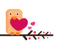 Love Bird Royalty Free Stock Photo